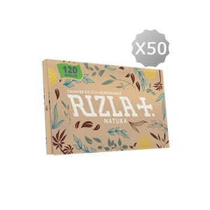 Regular Rolling Paper Rizla + Natura Regular