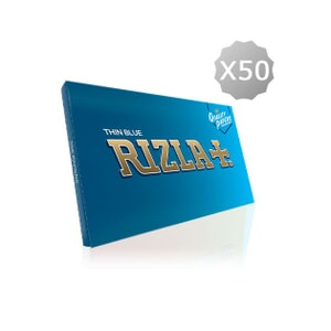 Regular Vloeitjes Rizla + Thin Blue Regular